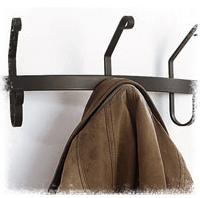 Wrought Iron Wall Coat Racks