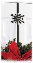 Wrought Iron Wreath Hangers / Holders