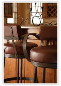 Wrought Iron Seating