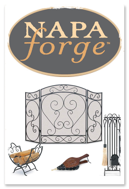 Fireplace Accessories By Napa Forge
