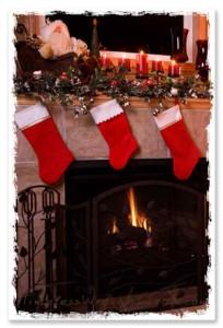 Timeless Wrought Iron - Christmas Decor, Christmas Stocking and Hooks