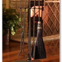 Timeless Wrought Iron - Fireplace and Hearth Accessories