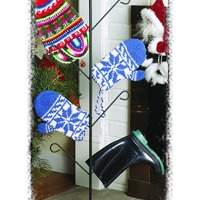 Mitten And Boot Dryer Stand