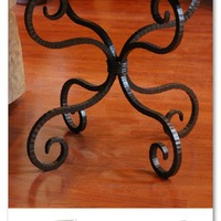 Timeless Wrought Iron - Tables