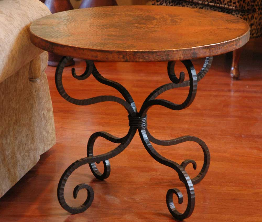 wrought iron end tables living room wrought iron end tables for any room 26127