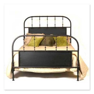 Burlington Iron Bed by Mathews & Company