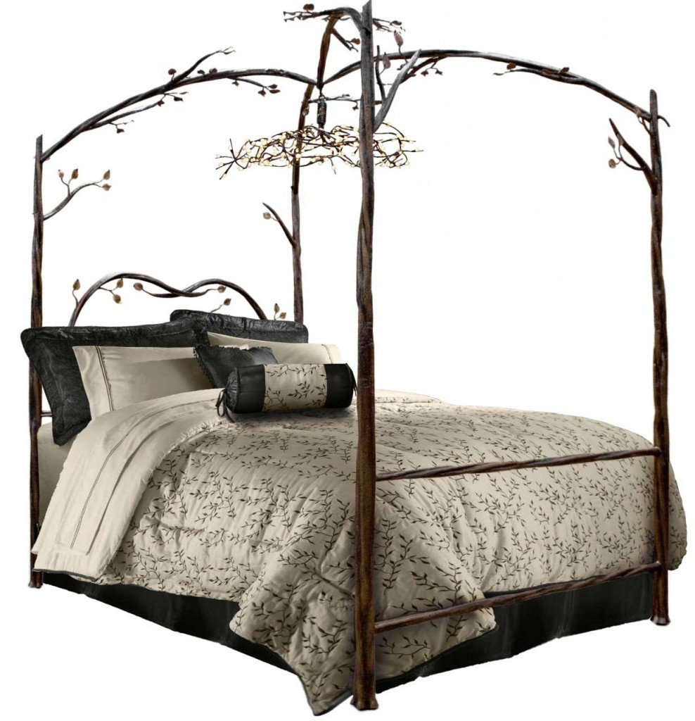 Whimsical Beds Sweet Dreams And Happy Ever Afters The Enchanted Forest Canopy