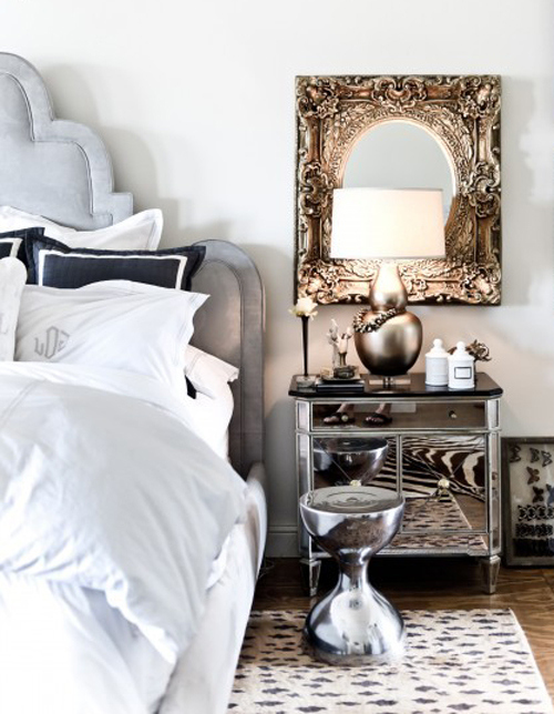 Mixed Metals For A Stunning Decor