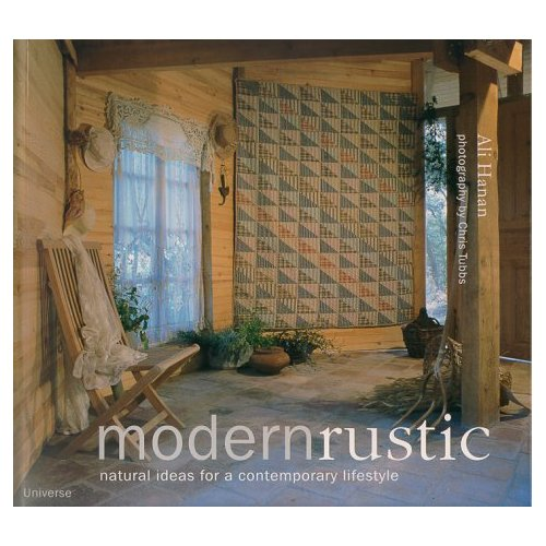 Rustic Modern Decor style guide to modern rustic decor | artisan crafted iron
