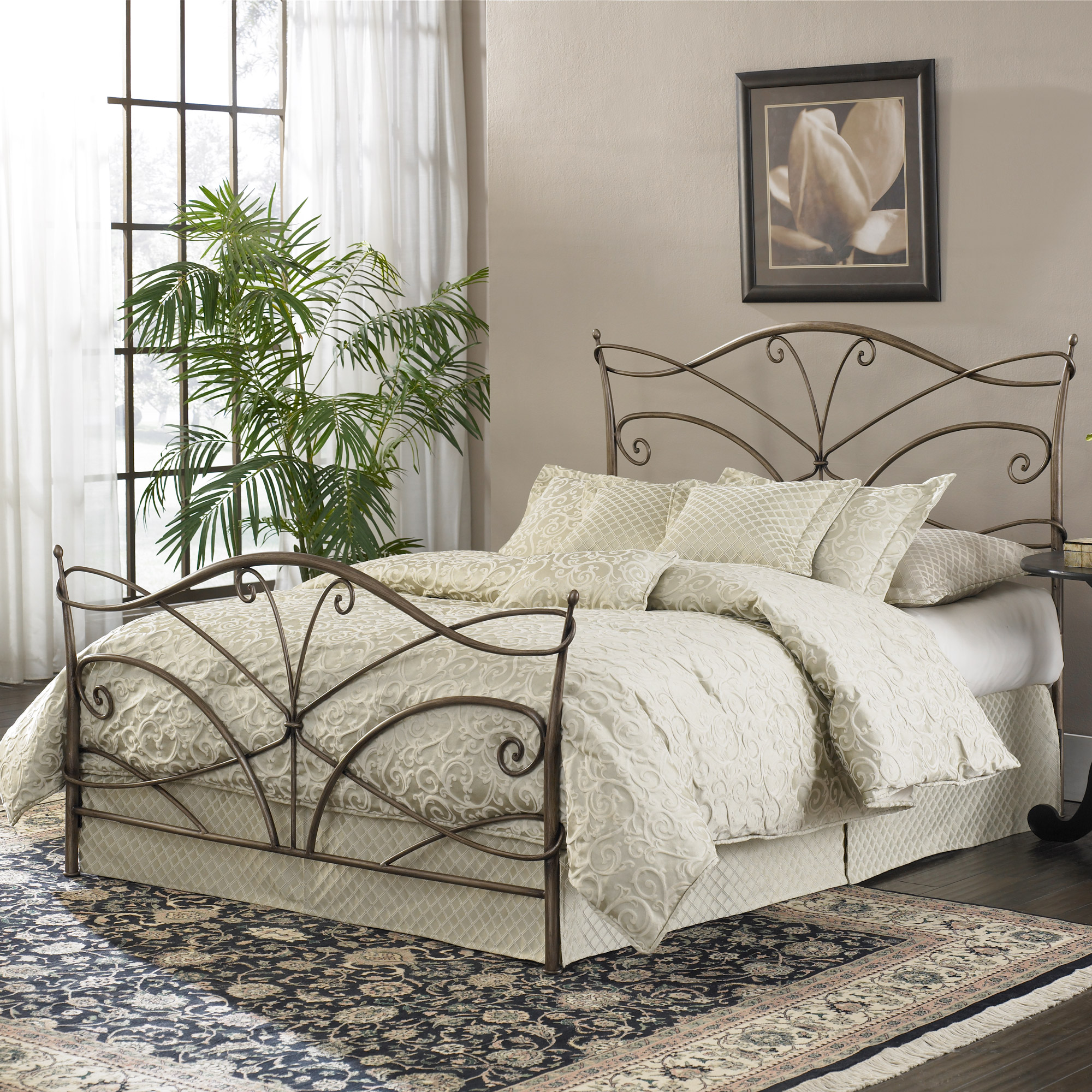 home beds headboards iron beds headboards bergen headboard. Black Bedroom Furniture Sets. Home Design Ideas