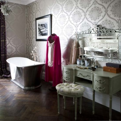 10 Divine Damask Wallpapers For Every Room Artisan
