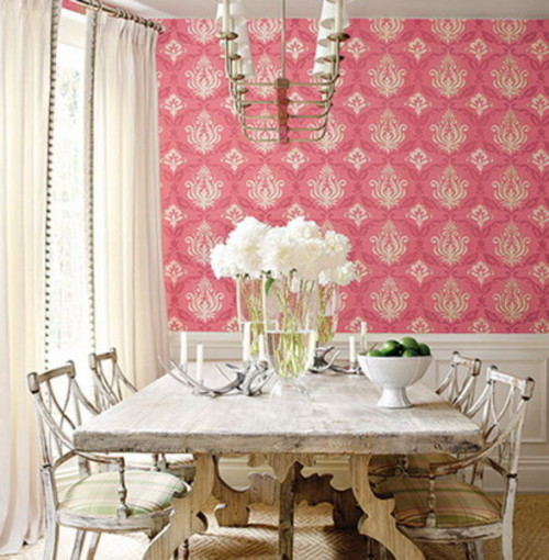 damask wallpaper 8