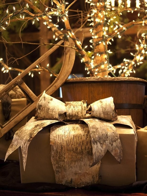 15 Ideas For Christmas Gift Wrapping Artisan Crafted Iron Furnishings And Decor Blog