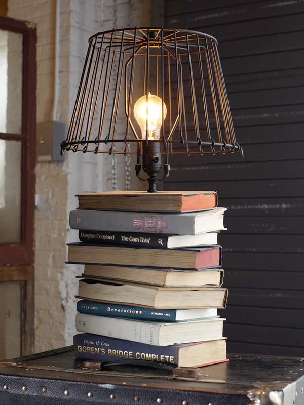 books as furniture 10