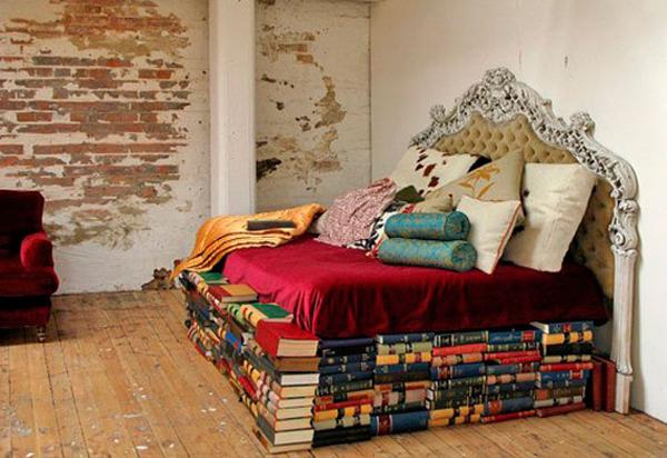 books as furniture 7