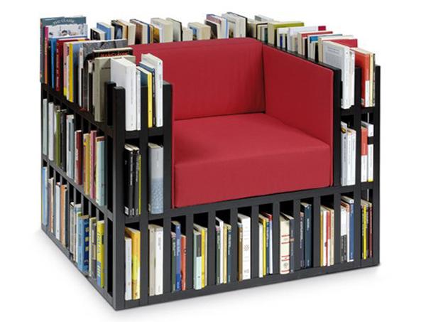 books as furniture 8
