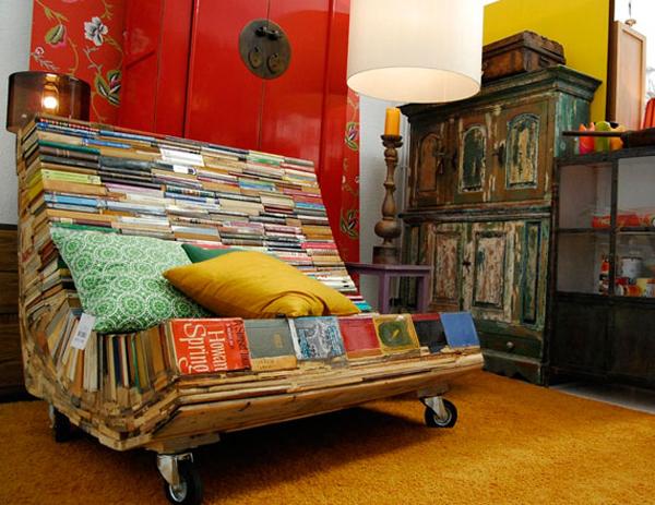 books as furniture 9
