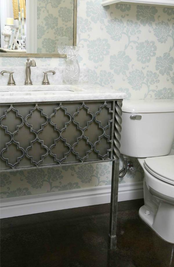 oil rubbed bronze bathroom set