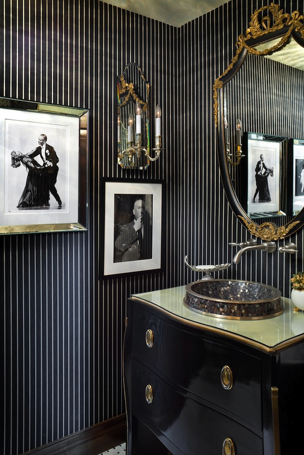 8 Vanity Looks for the Powder Room : Artisan Crafted Iron Furnishings and Decor Blog