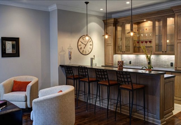 12 Cool Home Bar Designs Artisan Crafted Iron Furnishings And