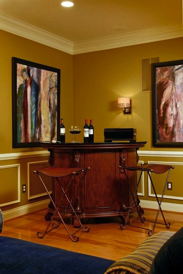 12 Cool Home Bar Designs Artisan Crafted Iron