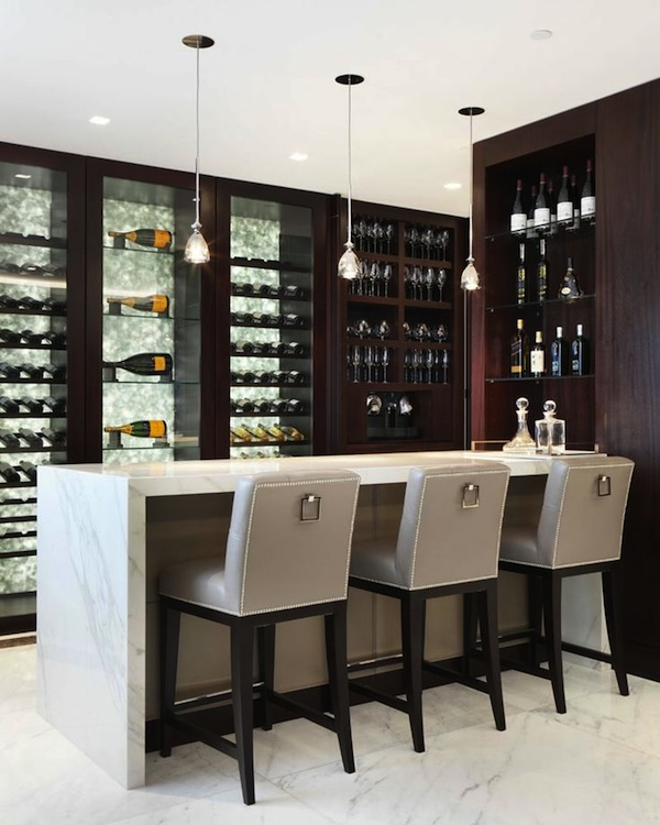 Home Bars Design Ideas: 12 Cool Home Bar Designs