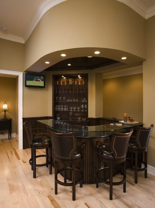 12 Cool Home Bar Designs