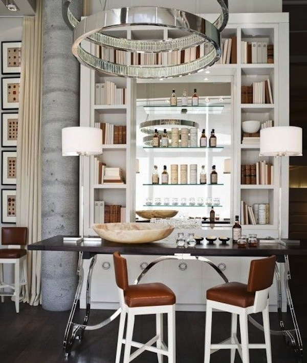 Bar Top Design Ideas: 12 Cool Home Bar Designs