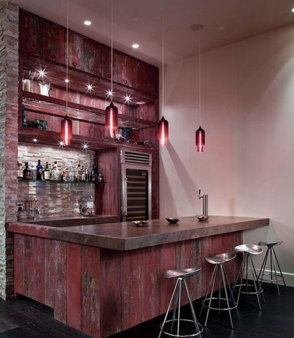 12 Cool Home Bar Designs | Artisan Crafted Iron Furnishings and ...