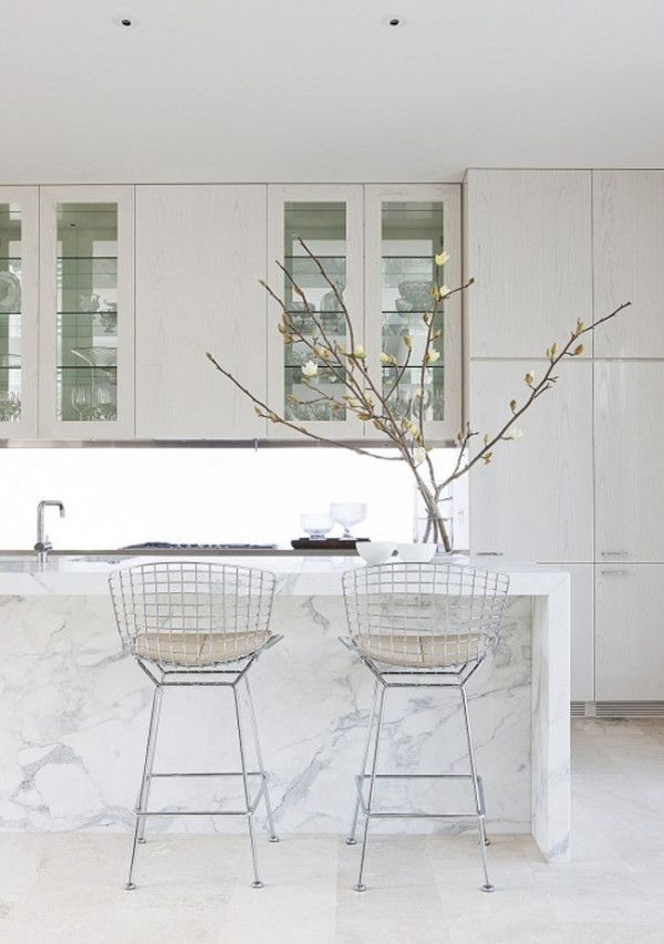 Counter Stool Ideas for the Kitchen | Artisan Crafted Iron ...