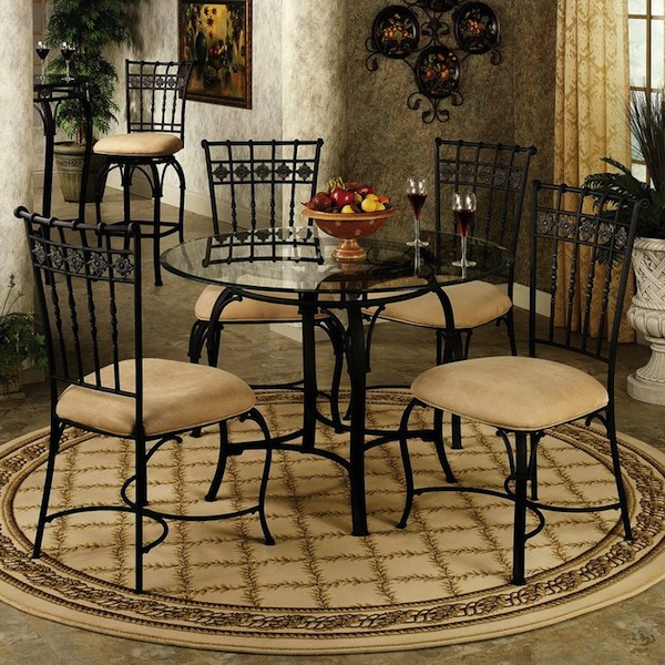 Seating Ideas amp Tips For Round Dining Tables Artisan