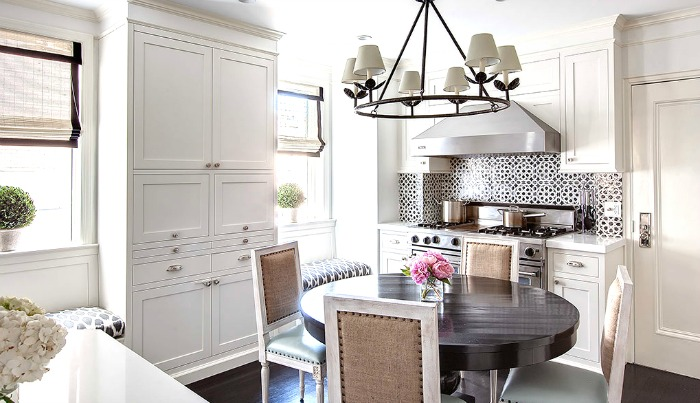Eat In Kitchen Ideas.20 Small Eat In Kitchen Ideas Tips Dining Chairs Artisan