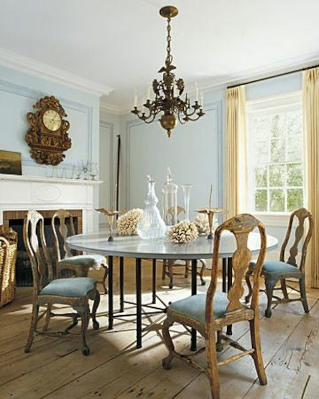 Martha Stewart Dining Room