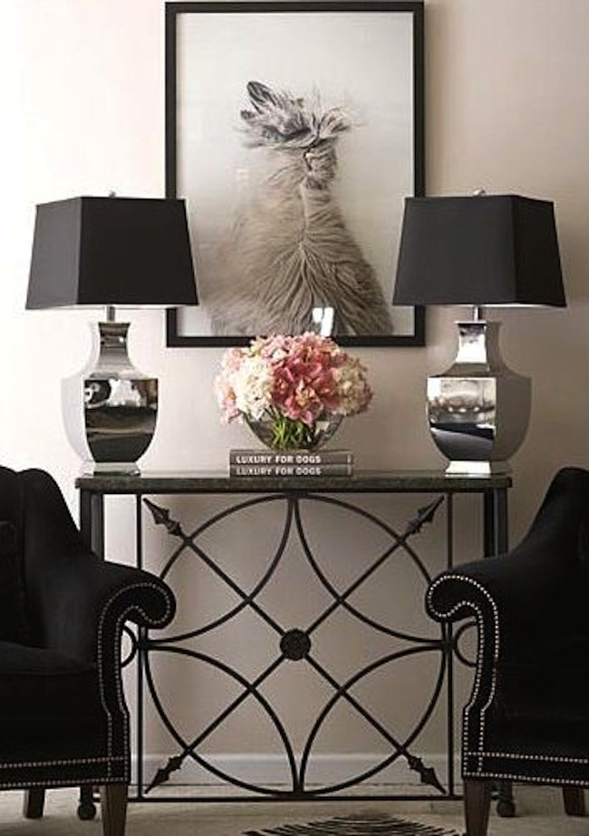 Living Room Console Table Ideas Tips Artisan Crafted