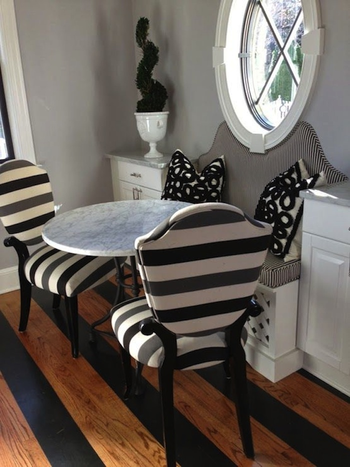 Charming Bistro Breakfast Table Part - 7: Timeless Wrought Iron