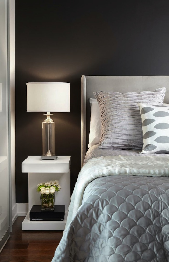 End Tables in the Bedroom | Artisan Crafted Iron Furnishings and ...