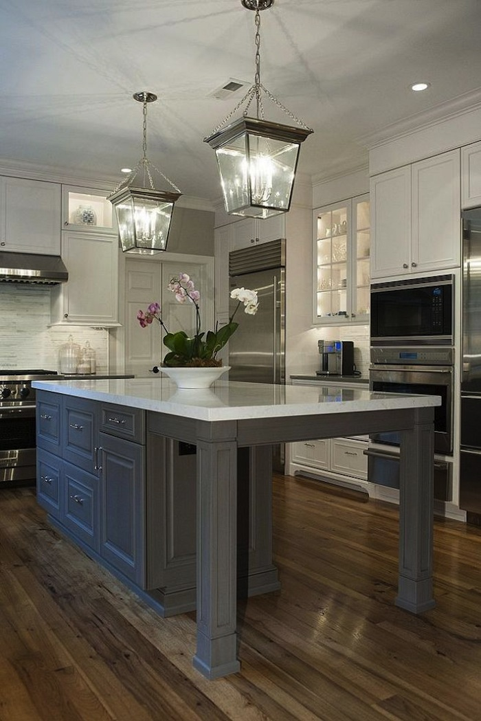 Amazing ... Kitchen Island Trends Top Home Decor Trends 2015 Artisan Crafted Iron  Furnishings And ...