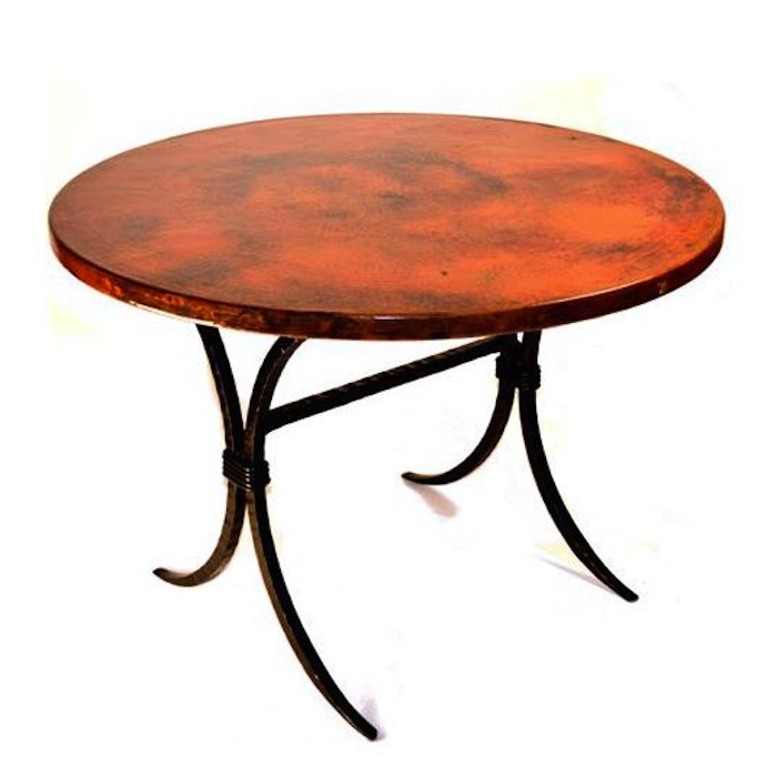 Round Wrought Iron Dining Tables Youll Love Artisan  : 3 Round Wrought Iron Dining Table from blog.timelesswroughtiron.com size 700 x 700 jpeg 55kB