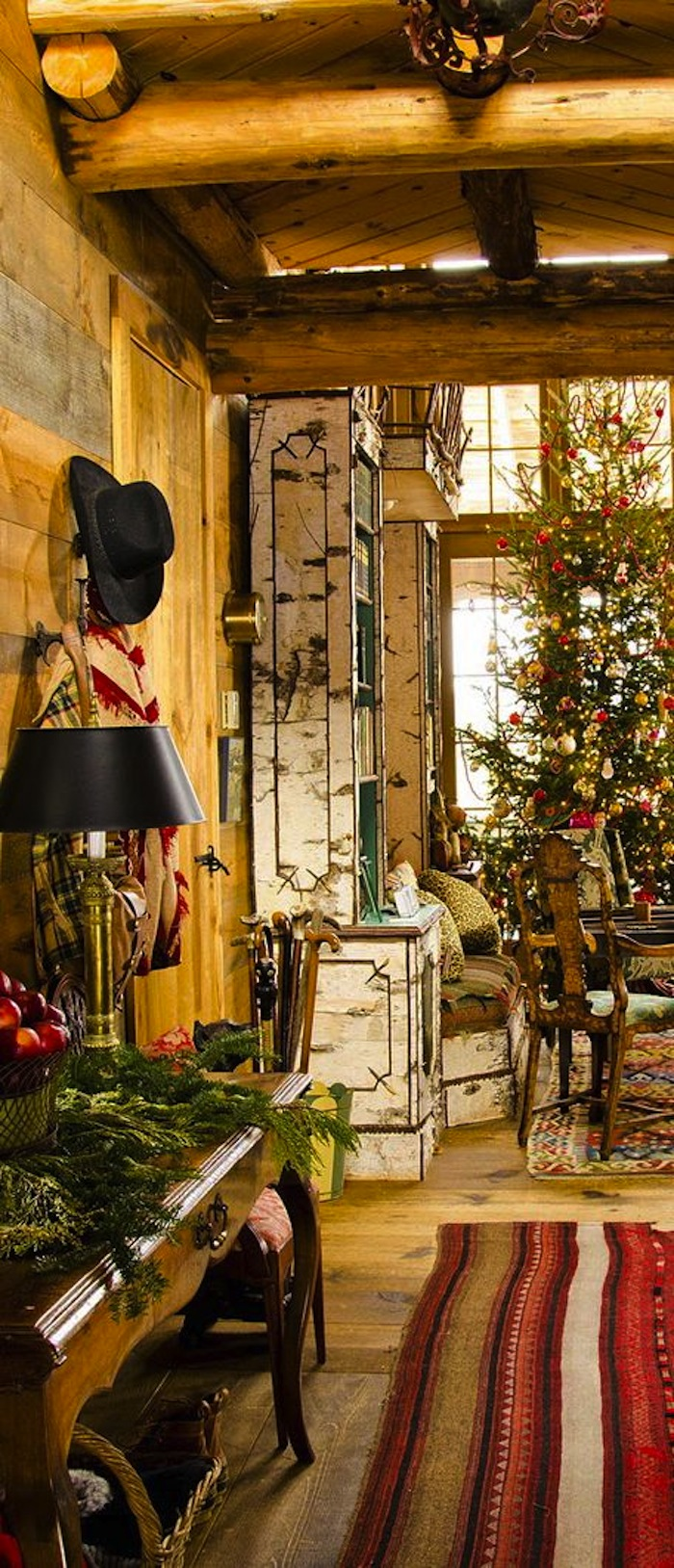 10 country christmas decorating ideas for Christmas home ideas