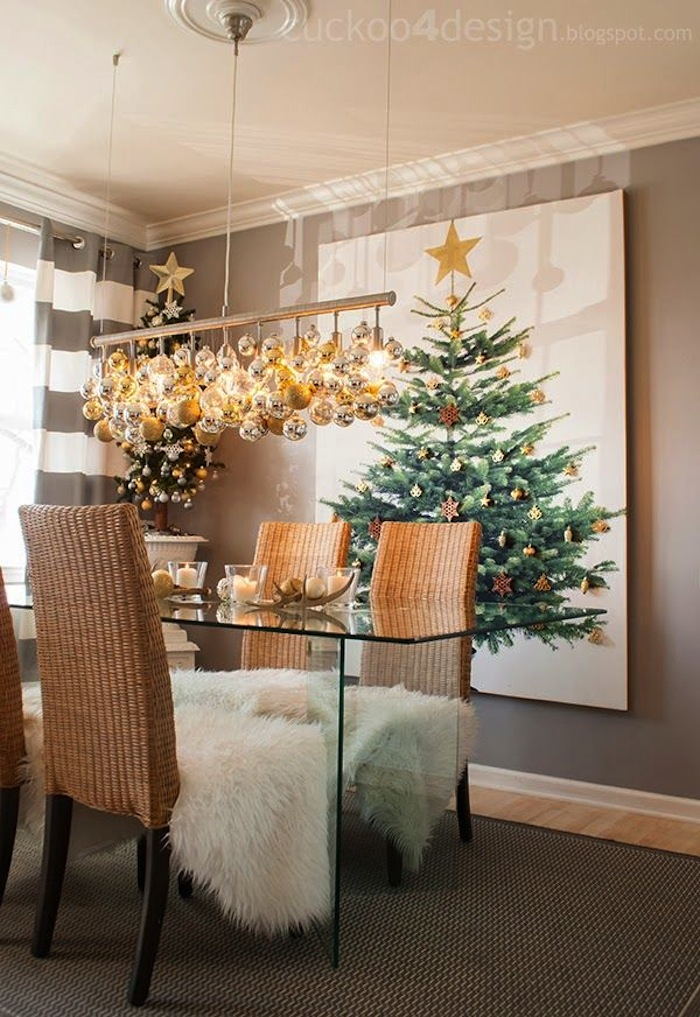 10 Modern Christmas Decorating Ideas Artisan Crafted