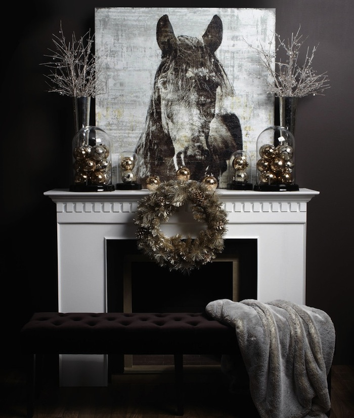10 Country Christmas Decorating Ideas Artisan Crafted