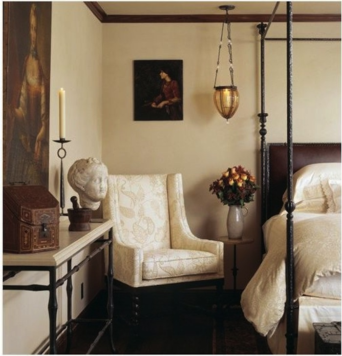 Inviting Old World Style Bedrooms | Artisan Crafted Iron Furnishings