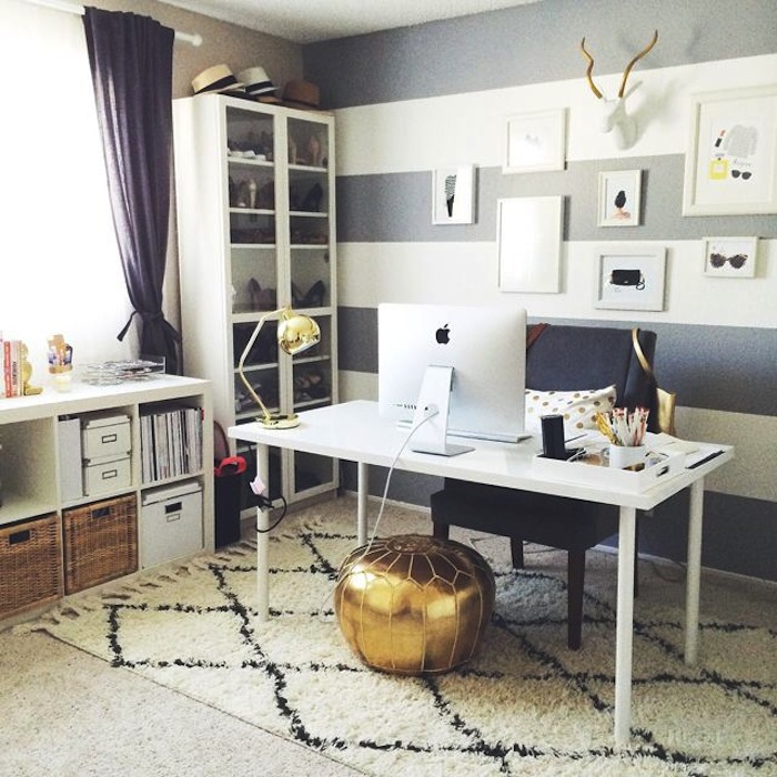 The Chic amp Stylish Home Office