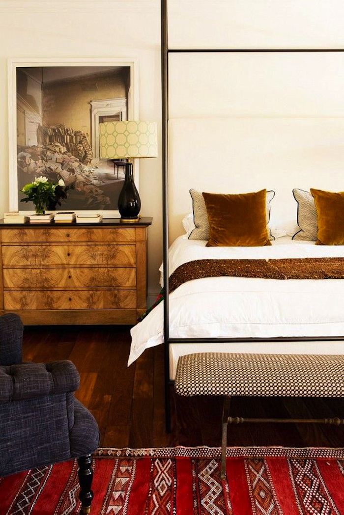 Charming Iron Beds