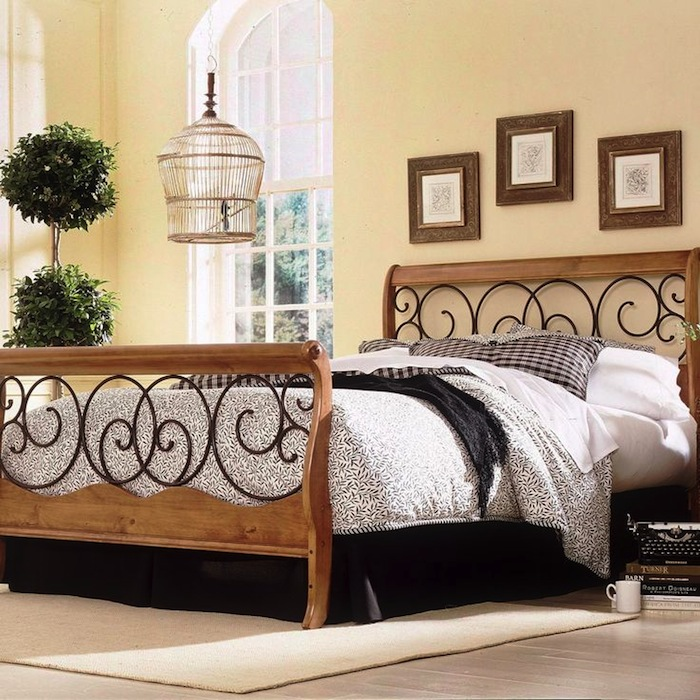 Headboard Ideas And Designs On Artisan Iron Furnishings U0026 Decor Blog