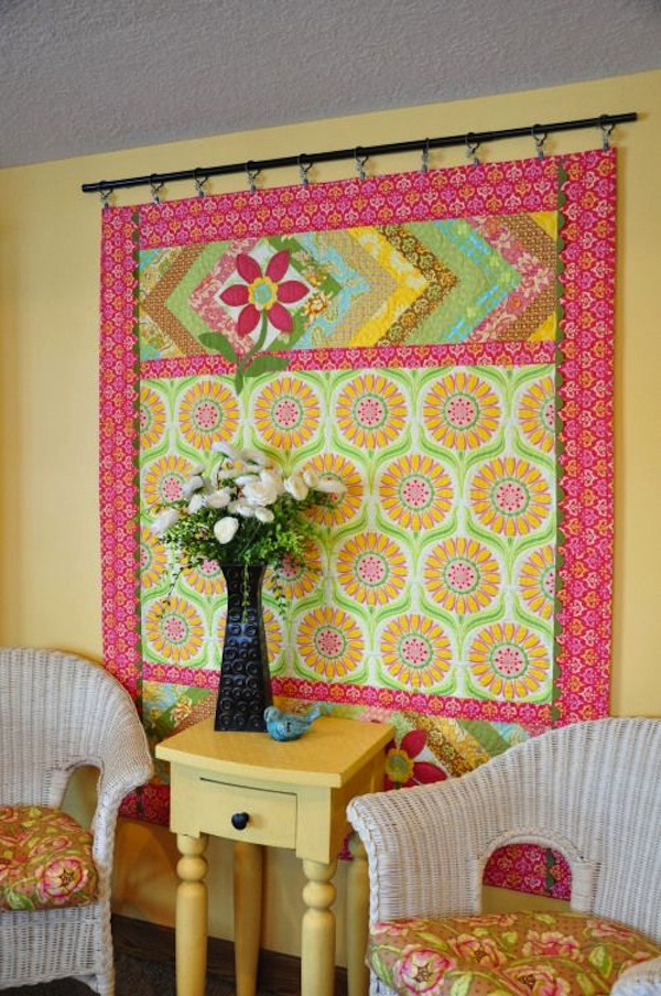 Displaying Quilts Ideas amp Tips Artisan Crafted Iron