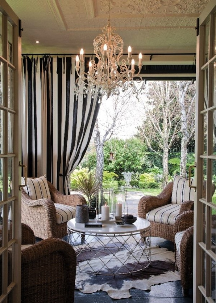 Covered outdoor rooms 10 stunning examples - Covered outdoor living spaces ...