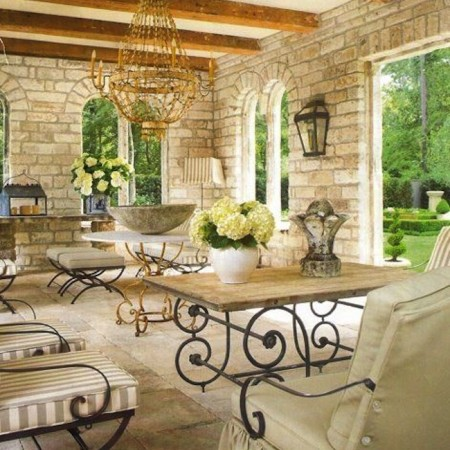 Rustic Outdoor Spaces
