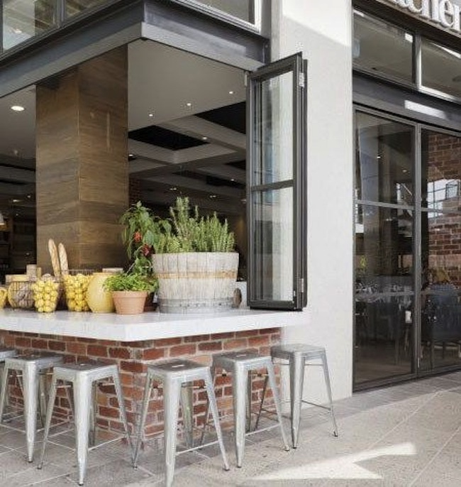 Outdoor Counter Stools Ideal For A Kitchen Pass Through