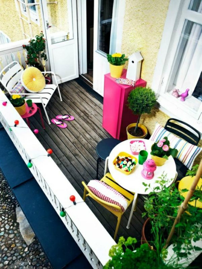 colorful patio ideas 3